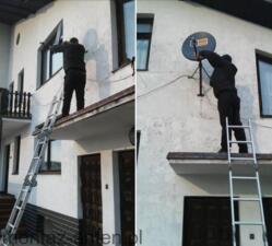 Montaż anteny satelitarnej Kobyłka