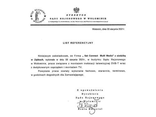 Sąd Rejonowy w Wołominie